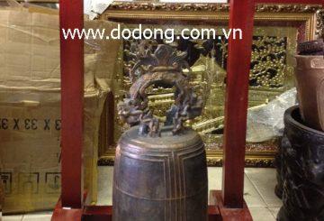 Chuông đồng và ý nghĩa trong đình chùa,từ đường – dodong.com.vn