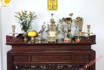 Bát hương nhang và cách bốc đúng cách cho gia đình – dodong.vn