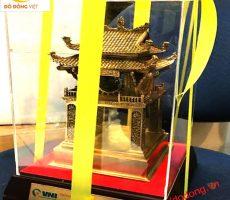 Tượng đồng cổng Văn miếu quốc tử giám đúc đồng 25cm