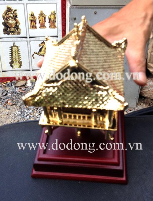 Tượng chùa một cột quà tặng bằng đồng2