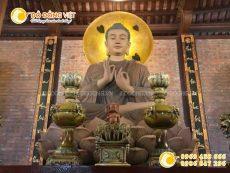 Công ty Đồ đồng Việt chuyên đúc tượng phật Thích Ca Mâu Ni bằng đồng