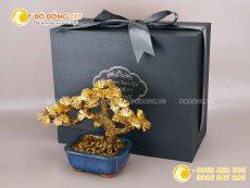 Biểu trưng cây tùng bằng vàng 24k