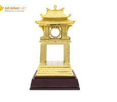 Khuê Văn Cácbằng đồng mạ vàng 24k làm quà tặng ý nghĩa