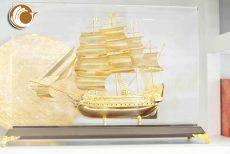 Quà tặng mô hình thuyền buồm, quà tặng Sếp