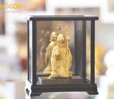 Tượng Ông Thọ Bằng Đồng Mạ Vàng 24k, Tượng Đồng Tâm Linh