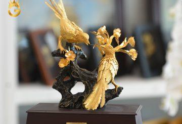 Bật mí các mẫu quà vàng tân hôn được yêu thích nhất