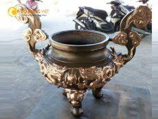 Đơn vị đúc lư hương cung tiến đình chùa tại Hà Nội