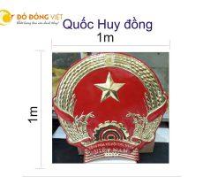 Địa chỉ làm quốc huy bằng đồng tại Hà Nội, Sài Gòn