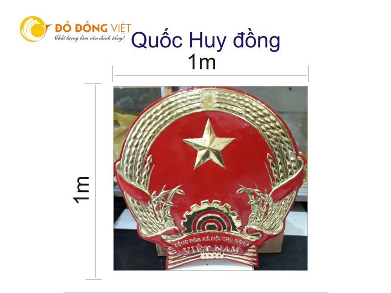 Địa chỉ làm quốc huy bằng đồng tại Hà Nội, Sài Gòn0