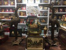 Báo giá hạc đồng thờ cúng chất lượng cao tại Đồ đồng Việt