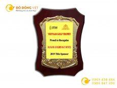 Đồ đồng quà tặng, kỷ niệm chương bằng đồng tại Đồ đồng Việt