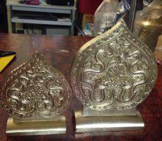 Biểu tượng lá đề rồng thời Lý rồng Thăng Long