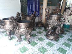 Đồ đồng Việt-địa chỉ đúc lư hương đỉnh đồng uy tín chất lượng