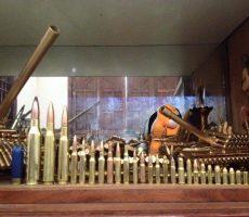 Bán vỏ đạn pháo bằng đồng