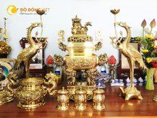 Đỉnh đồng Vĩnh Tiến- hàng Việt Nam chất lượng cao